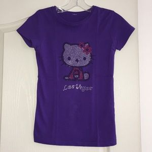 Jeweled Hello Kitty Tee